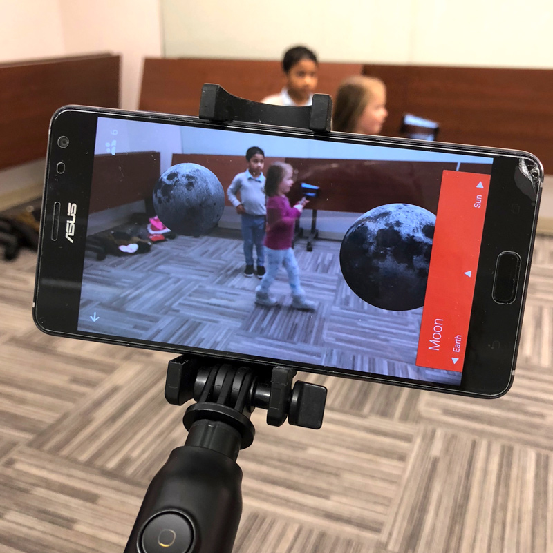 Augmented and Virtual Realities at Rutgers Prep